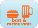 bars and restaurants